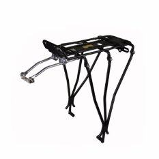 ซื้อ ตะแกรงหลังจักรยาน อลูมีเนียม สีดำ ออนไลน์ ถูก