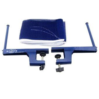 Table Tennis Appliance Net Frame Including Network Rack Suits International Standards-Adjustable