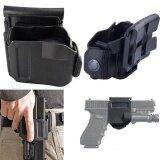 ขาย Tactical 360 Rotation Belt Clip Right Hand Molle Holster For G 17 19 22 23 Intl ใน จีน