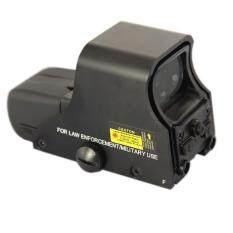 ทบทวน ที่สุด Tactical 551 Aluminum Red Dot Sight Laser