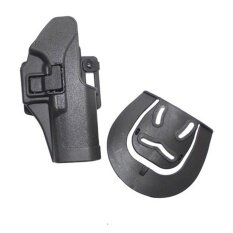 Tactical Holster For Glock 17 Belt Holster Fits Glock 17 18 19 25 Black Sand Holster Accessory Black Intl เป็นต้นฉบับ