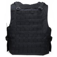 โปรโมชั่น Tactical Military Carrier Vest Swat Field Battle Combat Assault Plate Intl