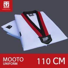 ราคา ชุดเทควันโด Taekwondo Mooto Iiif Size 110Cm ใหม่ ถูก