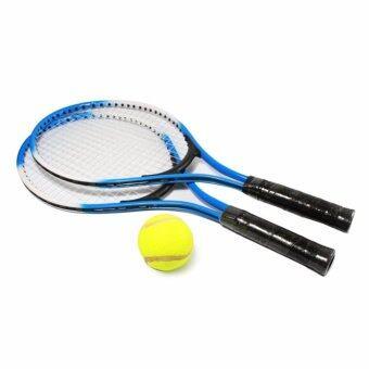 Telecorsa Tennis ไม้เทนนิส พร้อมลูกเทนนิส รุ่น tennis03