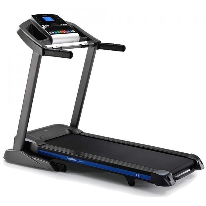 รีวิว ลู่วิ่ง Tempo รุ่น Johnson Health Tech-HTM1016-18(1) เครื่องออกกำลังกาย ลดราคา -15% ทนมาก ๆ