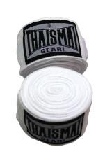 Thaismai ผ้าพันมือซ้อมมวย Hand Wraps Hw 7003 4 5 M Long White เป็นต้นฉบับ
