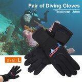 ราคา ถุงมือดำน้ำ ดูปะการัง ความหนา 3 มม Neoprene Anti Slip Size L Os628 ใหม่ล่าสุด