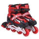 ขาย ซื้อ ออนไลน์ Tmall รองเท้าสเก็ต โรลเลอร์เบลด Roller Blade Skate รุ่น S1 Red