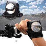 โปรโมชั่น Tml กระจกมองหลังติดข้อมือ กระจกมองหลังจักรยาน Bicycle Arm Mirror รุ่น Bam204 Df ถูก
