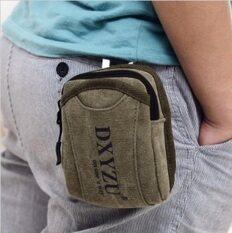 ขาย Tokyo Boy กระเป๋าคาดเอว ห้อยหูกางเกง ใส่ Iphone X ได้ รุ่น Nk318 สีเขียว