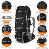 Tomshoo Backpack 70 5L Outdoor Sport Water Resistant Internal Frame Backpack Backpacking Trekking Bag With Rain Cover For Climbing Camping Hiking Travel Mountaineering Intl Tomshoo ถูก ใน ฮ่องกง