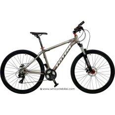 ราคา Totem Mtb จักรยานเสือภูเขา 27 5 Spark Grey 17 เป็นต้นฉบับ
