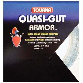 เอ็นเทนนิส TOURNA QUASI-GUT AMOR 40ft/12m.-16 gauge