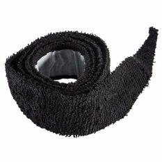 เทปแบดมินตัน Towel 2 ชิ้น (สีดำ) By Sugus.
