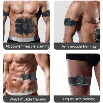 Training Body Slimming Abs Fit Exercise Shape Fitness Sixpad High Quality - intl