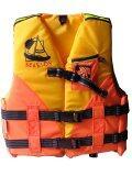 ขาย Travel Mart เสื้อพยุงตัว ชูชีพเด็ก รุ่น Seakids สีส้ม เหลือง ถูก