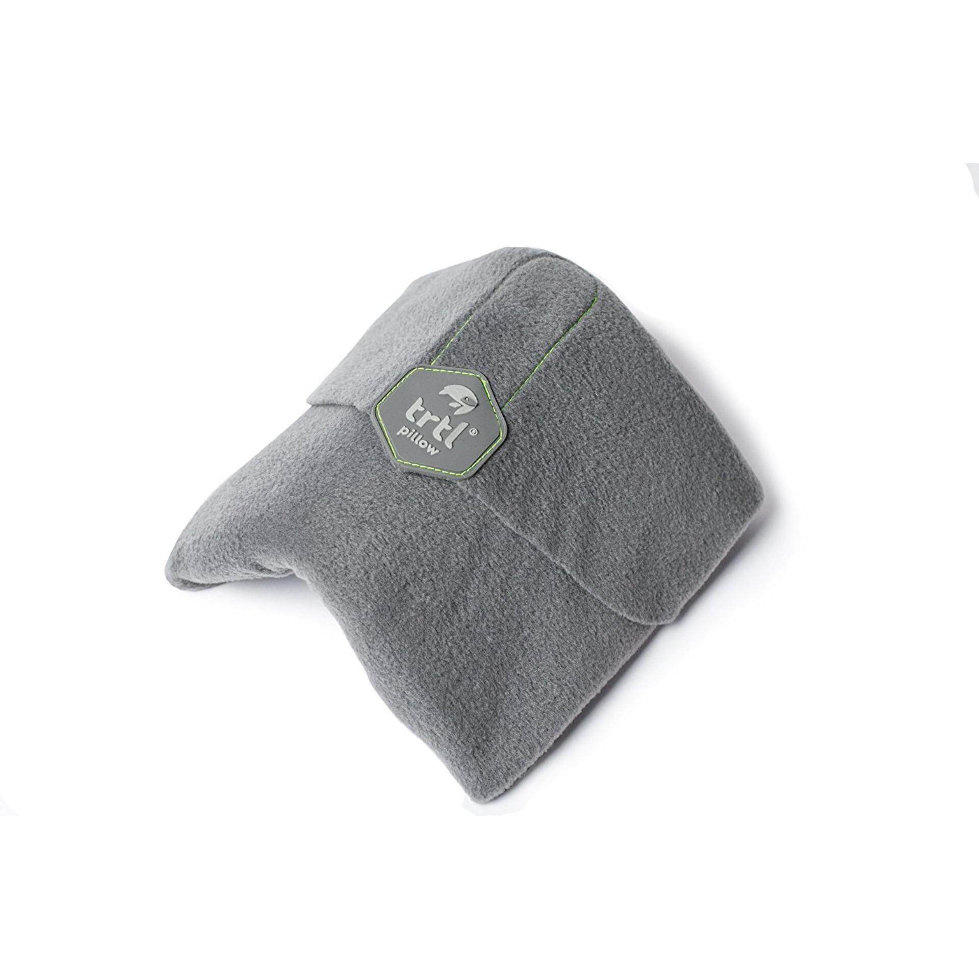 Trtl : TRTGY1-NS-1-2015* หมอนรองคอแบบผ้า Pillow - Scientifically Proven Super Soft Neck Support