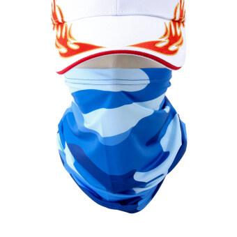 Trulinoya หน้ากากกลางแจ้งผ้าพันคอผ้าไหมน้ำแข็งขี่ตกปลา
