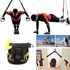 ซื้อ Trx Fitness เชือกออกกำลังกาย สำหรับเสริมสร้ากล้ามเนื้อ และ Sixpack ใหม่ล่าสุด