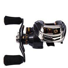 ส่วนลด Ts1200 Trulinoya ขวามือเหยื่อหล่อแบริ่งตลับลูกปืนเกียร์ตกปลา สีดำ Timezone