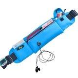 ราคา Tuban กระเป๋าวิ่งคาดเอว รุ่น ใหญ่ กันน้ำ มีรูเสียบสายหูฟัง สีฟ้า ใหม่