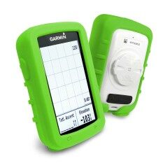 ขาย Tuff Luv Garmin Edge 820 Silicone Case Green Screen Protector Edge 820 Tuff Luv