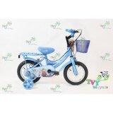 ทบทวน Turbo Bicycle จักรยาน รุ่น 12 Frozen สีฟ้า Turbo Bicycle