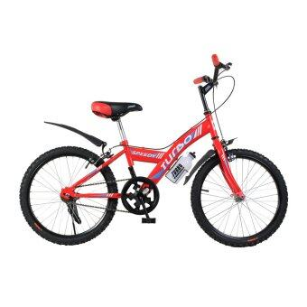 TURBO จักรยาน MTB 20 นิ้ว SPEEDY - แดง
