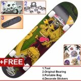 Uk Different Pattern Skateboards Series Long Skate Professional Kids And Children Intl Thailand