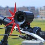 ขาย Ultra Loud Speaker Black Electronic Bicycle 6Sounds Alarm Bell Bike Siren Horn Intl ออนไลน์ ใน จีน