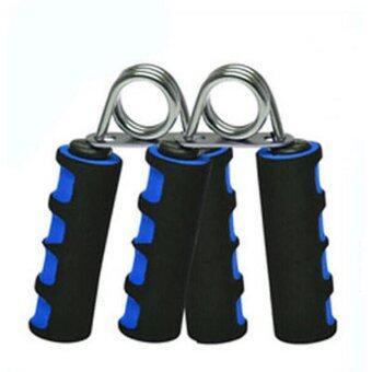 อุปกรณ์บริหารมือและนิ้วมือ แฮนด์กริ๊ป x 2 -สีฟ้า