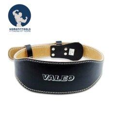 ขาย Valeo เข็มขัดยกน้ำหนักหนัง รุ่น Leather Belt สำหรับเวทเทรนนิ่ง Size L ถูก กรุงเทพมหานคร