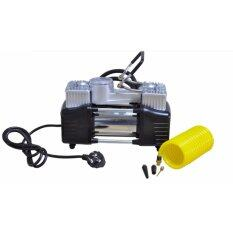 ราคา Vauko Camel 2 Piston Electric Air Compressor Pump 220V เครื่องสูบ ที่สูบลมรถยนต์ มอเตอร์ไซด์ จักรยาน ใช้ไฟที่จุดบุหรี่ ใช้ไฟบ้าน 220 V ได้ รุ่น Camel 220V 02 ถูก