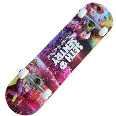 ส่วนลด Victory Skateboards Four Wheel Slide Children *d*lt Long Board Outdoor Recreation Unisex Intl Unbranded Generic จีน