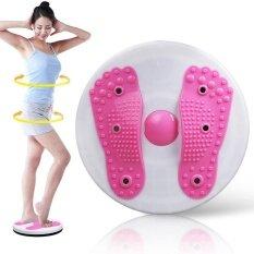 เอว Twister การออกกำลังกายแบบแอโรบิคบอร์ดออกกำลังกายหมุนแม่เหล็กแผ่นดิสก์ใหม่-นานาชาติจานทวิสจานทวิส หมุนเอวจานหมุนเอว .
