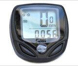 ซื้อ Waterproof Bicycle Bike Cycle Wireless Lcd Digital Computer Speedometer Odometer Backlight ถูก
