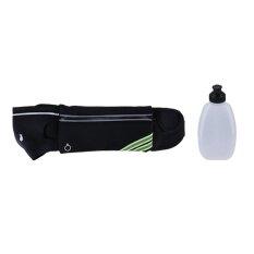 Waterproof Running Jogging Water Bottle Waist Bag With Water Bottle Black Intl ใน จีน