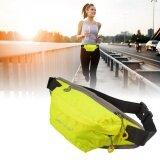 ส่วนลด สินค้า กระเป๋าคาดเอว สำหรับ วิ่งออกกำลังกาย ท่องเที่ยว ช้อปปิ้ง สีเขียว