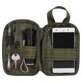 ขาย Waterproof Tactical Waist Bag Outdoor Compact Cellphone Pouch Green Intl ผู้ค้าส่ง