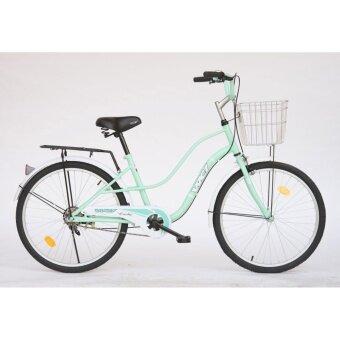WCI CITY BIKE จักรยานแม่บ้าน CINDY