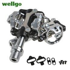 ราคา Wellgo บันไดคลีทเสือภูเขา รุ่น W01 ใหม่