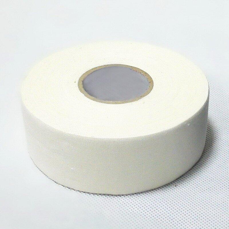 กีฬาสีขาวผ้าฮอกกี้เทปสีขาวน้ำแข็งฮอกกี้ผ้าฝ้ายทุ่มเทเกมเข่า Pads เทป-นานาชาติไม้ฮอกกี้ไม้เล่นฮอกกี้ไม้ตีฮอกกี้ By Ranki Store.