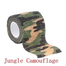 Whyus - Elastic Self - Adhesive Hunt แคมป์ Jungle Camouflage ปลอมตัว Wrap Tape สำหรับ Airsoft By Whyus Store.
