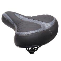 ขาย กว้าง Big Bum ถนนจักรยาน Gel เสริมสบายสปอร์ต Soft Pad Saddle Seat Unbranded Generic ผู้ค้าส่ง