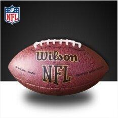 ซื้อ Wilson รักบี้ Nfl อเมริกันฟุตบอลขนาด 9 Wilson เป็นต้นฉบับ