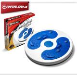 ทบทวน Winmax Balance Board เอว Twisting Twister Plate การฝึกอบรม ออกกำลังกายฟื้นฟู Wobble Board Win Max