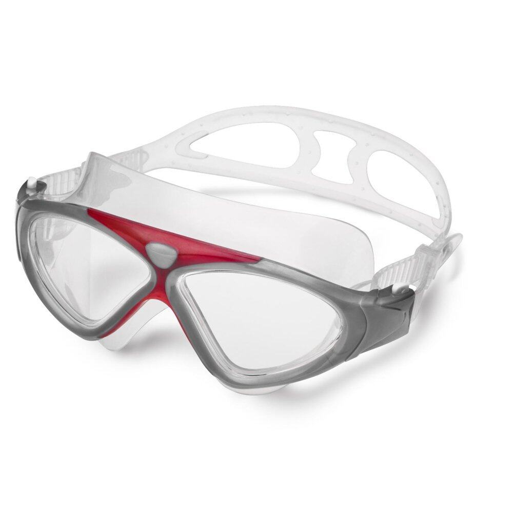 WINMAX Professional Anti Fog and Anti UV Adult Swimming Goggles (Red) - intl