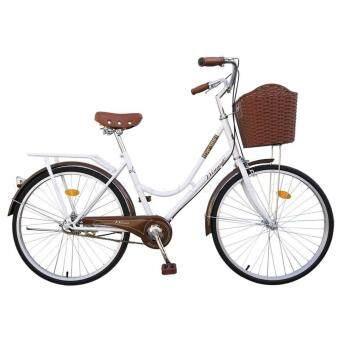 WINN De'sire จักรยานแม่บ้านวินเทจ ล้อ24\
