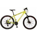 ซื้อ Winn Mtb จักรยานเสือภูเขา 27 5 Size 17 Cruz 24Sp Green Neon Winn ถูก