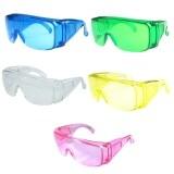 โปรโมชั่น Wipapha แว่นตากันน้ำ กันแดด ป้องกัน Uv400 คละสี 5 ชิ้น ใน ไทย